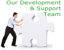 Business web development